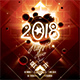 New Year 2018 Flyer Template