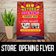 Store Opening Flyer - GraphicRiver Item for Sale
