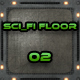Sci-fi Floor Panel 05 - 3DOcean Item for Sale