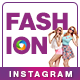 Fashion Sale Instagram Banners - 10 Designs