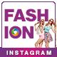 Fashion Sale Instagram Banners - 10 Designs