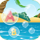Bubble Alphabetic Educational