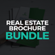 Real Estate Brochure Catalog Bundle
