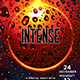 Intense Flyer - GraphicRiver Item for Sale