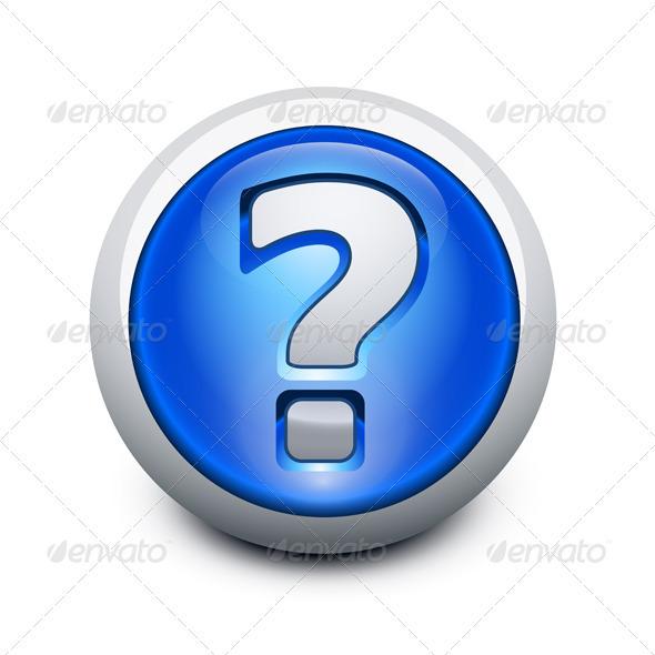 Question mark - Web Elements Vectors