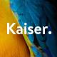 Kaiser – A Creative Portfolio WordPress Theme