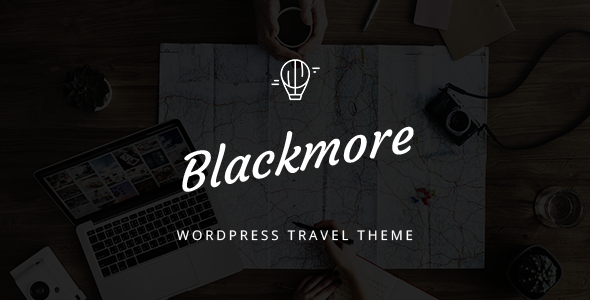 Blackmore - Responsive WordPress Blog / Magazine Theme