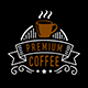 Coffee Badge & Logo