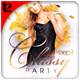 Keep It Classy Party Flyer Template