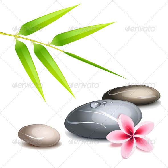 Zen theme - Decorative Symbols Decorative