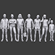 Lowpoly People Casual Pack Vol.15
