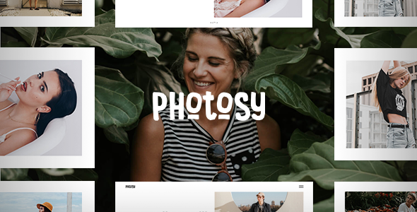 Photosy Photography - Photography WordPress