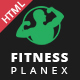 Fitness Trainer – GYM & Yoga Multi Purpose HTML Template by WebPlanex - ThemeForest Item for Sale