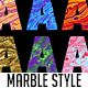 18 Marble Text Effects - GraphicRiver Item for Sale