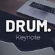 Drum Keynote Template