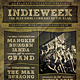 Indie Week Flyer / Poster - GraphicRiver Item for Sale