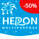 Heron - Multipurpose HTML Website Templates