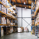 Download An interior of a warehouse. from PhotoDune