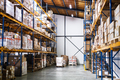 An interior of a warehouse. - PhotoDune Item for Sale