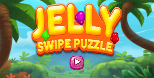 Jelly Swipe Puzzle - CodeCanyon Item for Sale
