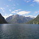 Aerial Fjords, Milford Sound, New Zealand - VideoHive Item for Sale