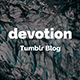 Devotion Tumblr Theme