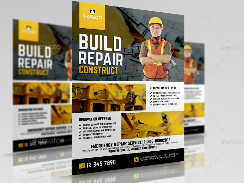 construction company flyers koni polycode co