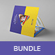 Kindergarten – Bundle Print Templates 6 in 1