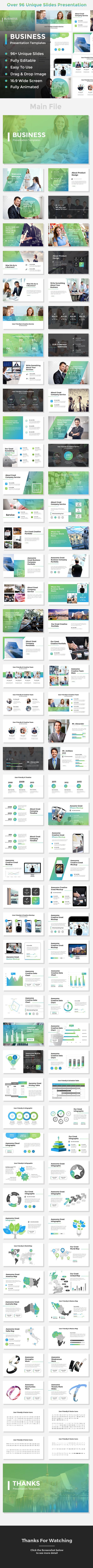 Business Keynote - Business Keynote Templates
