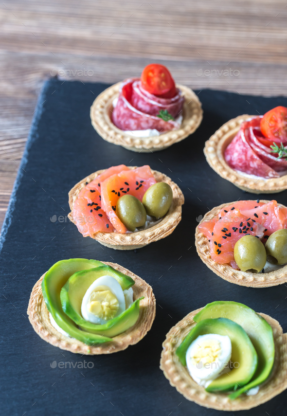 Tartlets - Stock Photo - Images