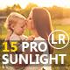 15 Pro Sunlight Lightroom Presets - GraphicRiver Item for Sale