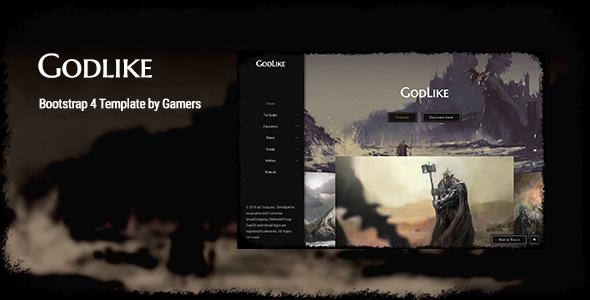 Godlike | The Game Template