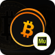 Bit Money - Bitcoin Crypto Currency Muse Template