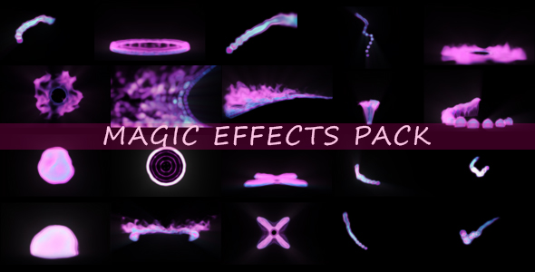 Magic Effects Pack