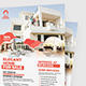 Real Estate Flyer & Roll-Up Bundle