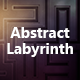 Abstract Labyrinth Background