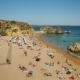 Famous Beach in Lagos, Algarve, Portugal - VideoHive Item for Sale