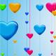 Valentines Hearts V3