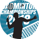 2018 Badminton Championships Sports Flyer