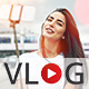 Creative Vlog YouTube Banner - GraphicRiver Item for Sale