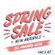 Spring Sale Flyer - GraphicRiver Item for Sale