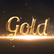 Elegant Gold Ttitles - VideoHive Item for Sale