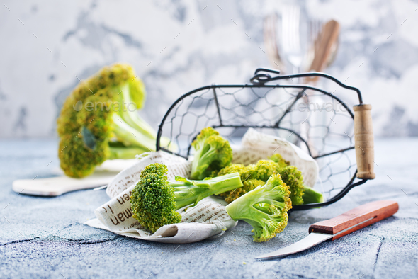 broccoli - Stock Photo - Images