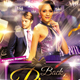 Back to Prom Reunion Party Flyer - GraphicRiver Item for Sale