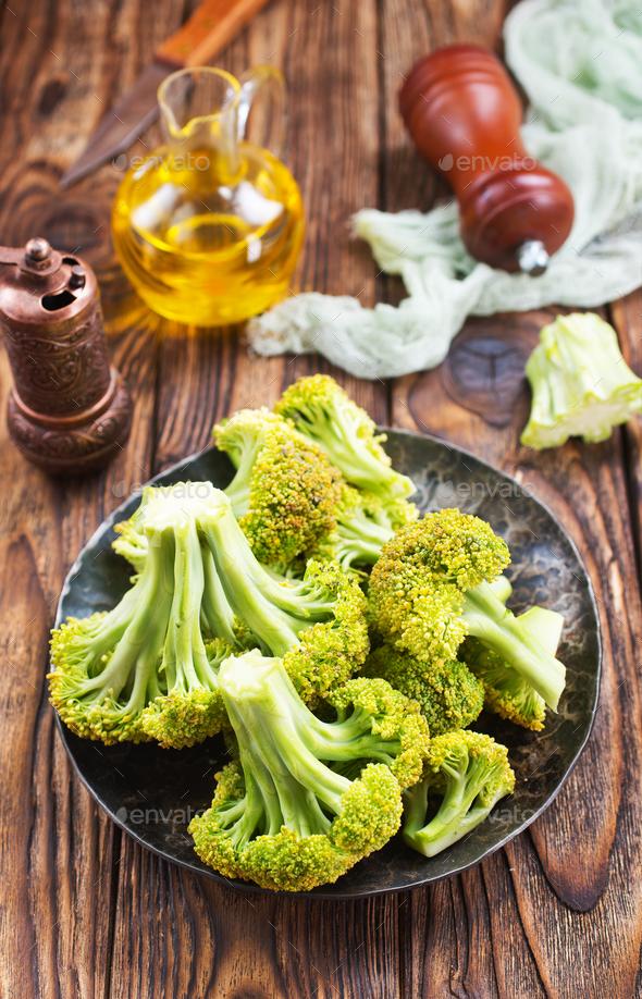 broccoli - Stock Photo - Images