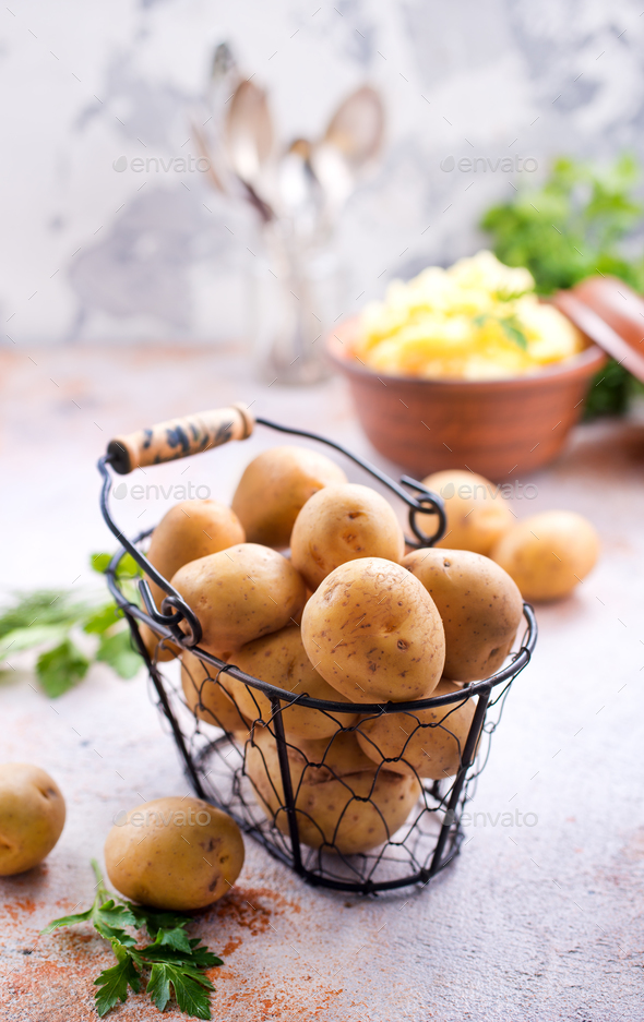 potato - Stock Photo - Images