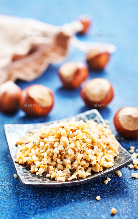 huzelnuts - Stock Photo - Images