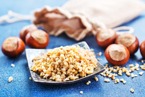 huzelnuts - Stock Photo - Images