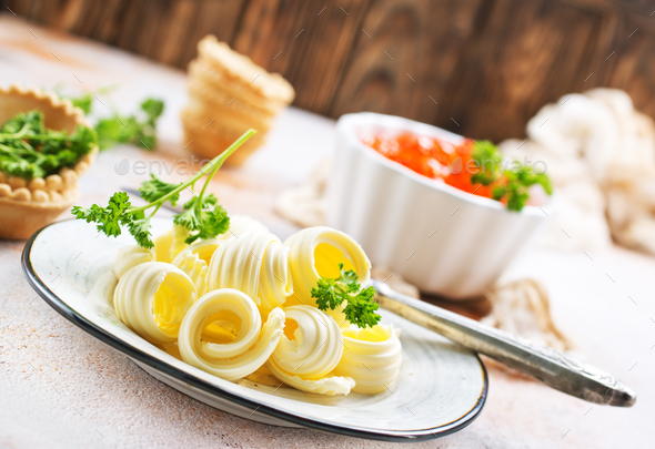 butter - Stock Photo - Images
