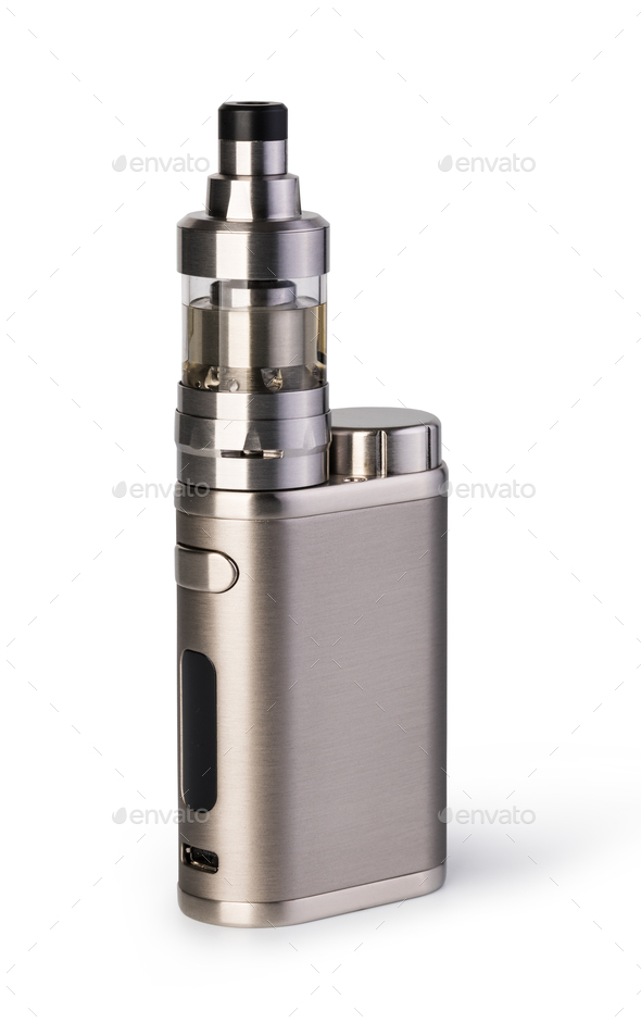 Electronic Cigarette - Stock Photo - Images